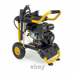 Wolf 240 Bar 3500psi 7hp Heavy Duty Petrol Driven Pressure Power Washer