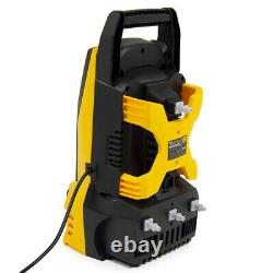 Wolf Electric Pressure Washer 1523psi Water Power Jet Patio Cleaner & Buse